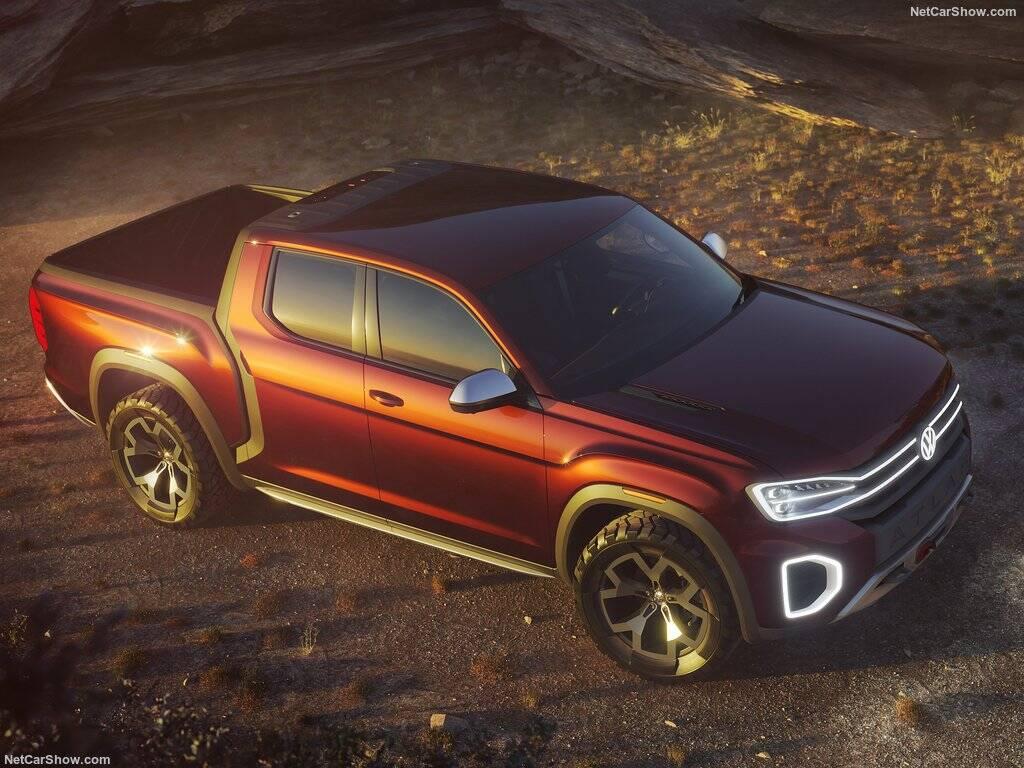Volkswagen-Atlas_Tanoak_Pickup_Concept-diant