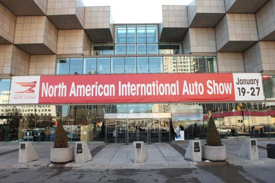 (Jan 2013) Detroit, MI North American International Auto Show