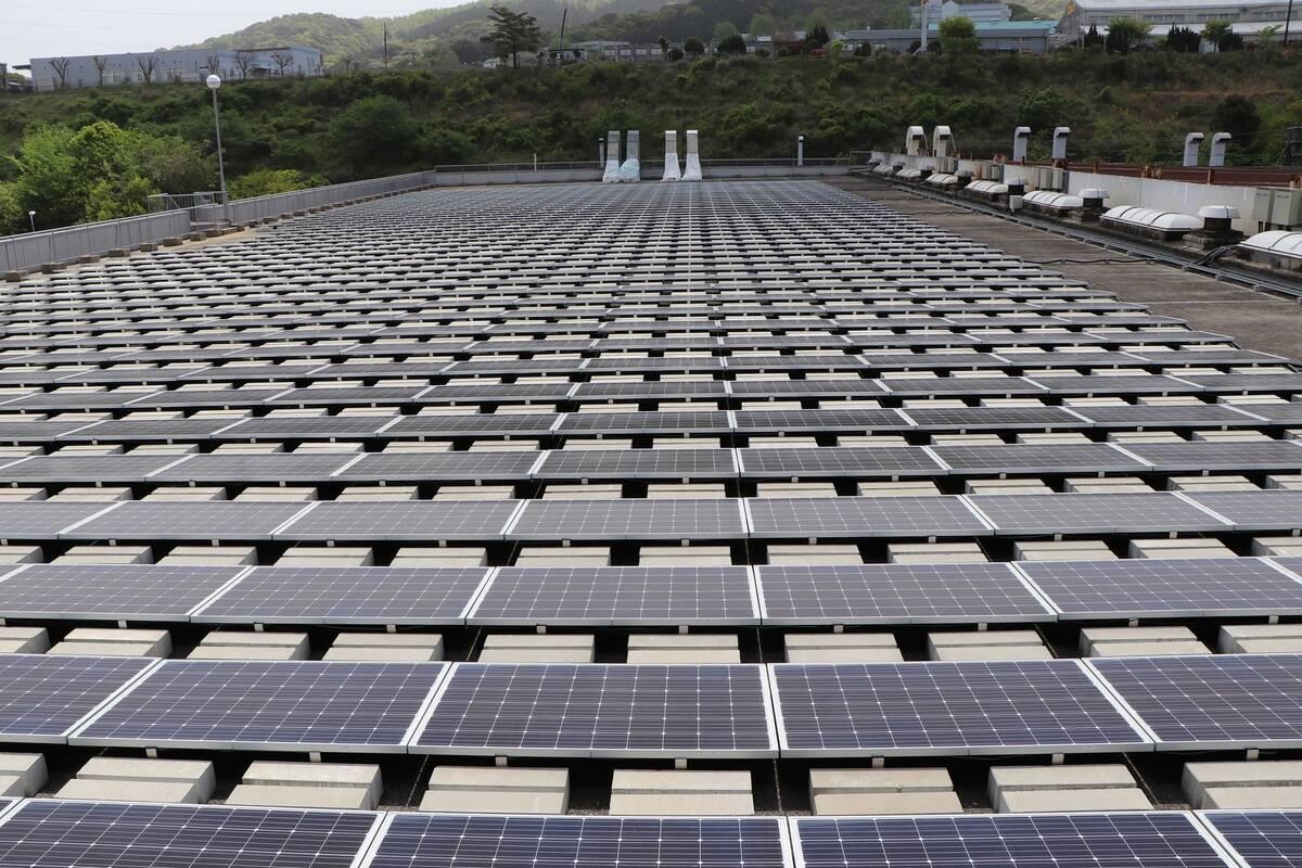 Japan Benex, Sumitomo Corp. alimentará una planta con baterías
