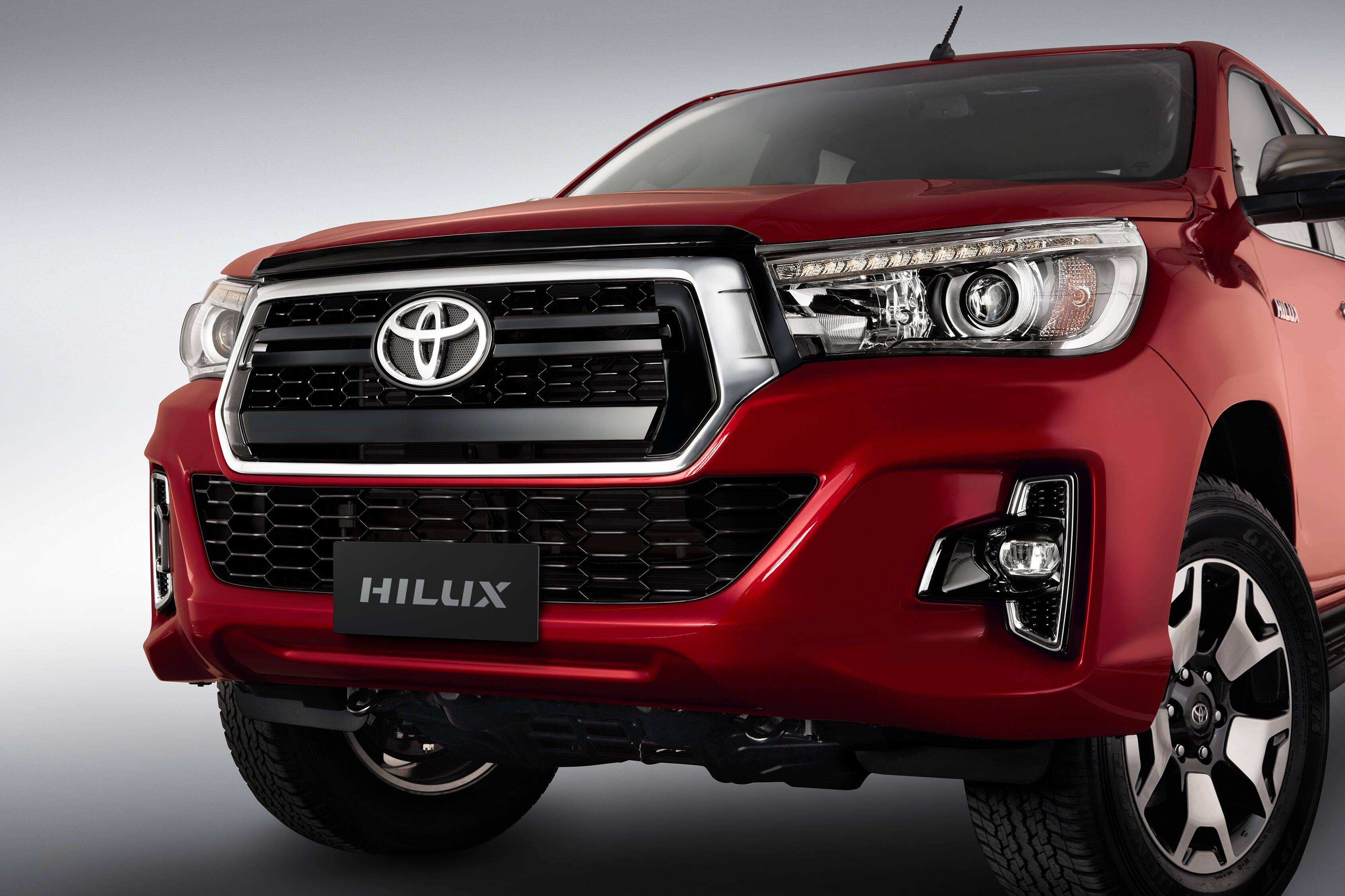 1. Toyota Hilux 2019