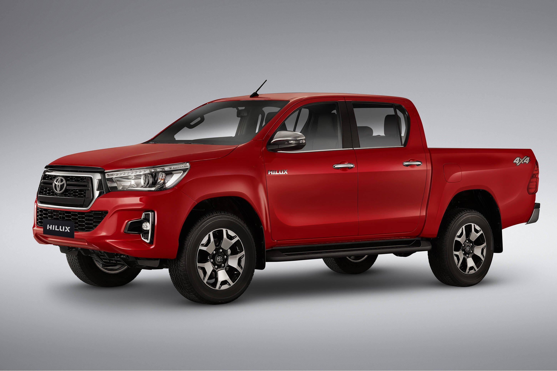 2. Toyota Hilux 2019