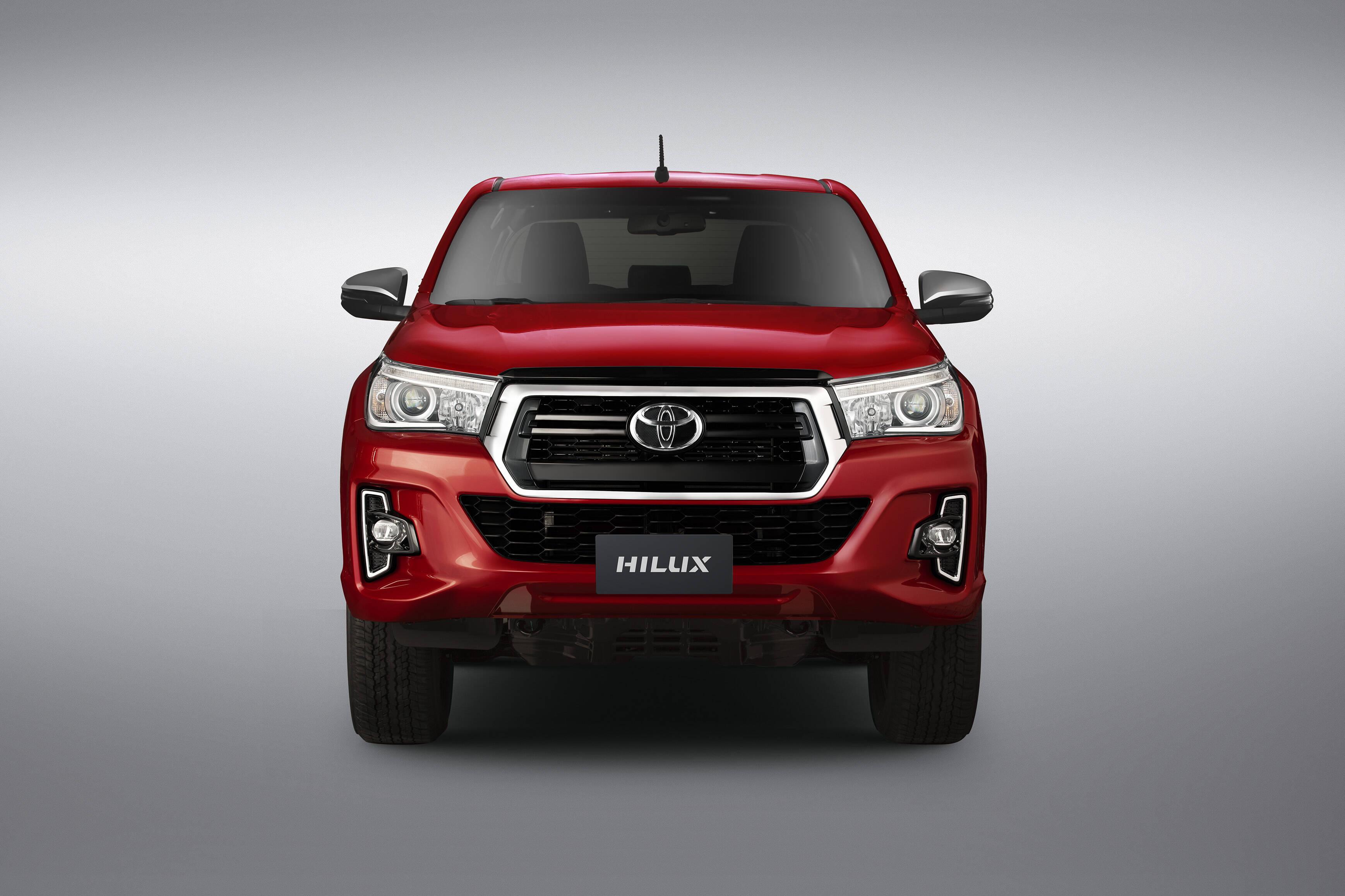 3. Toyota Hilux 2019