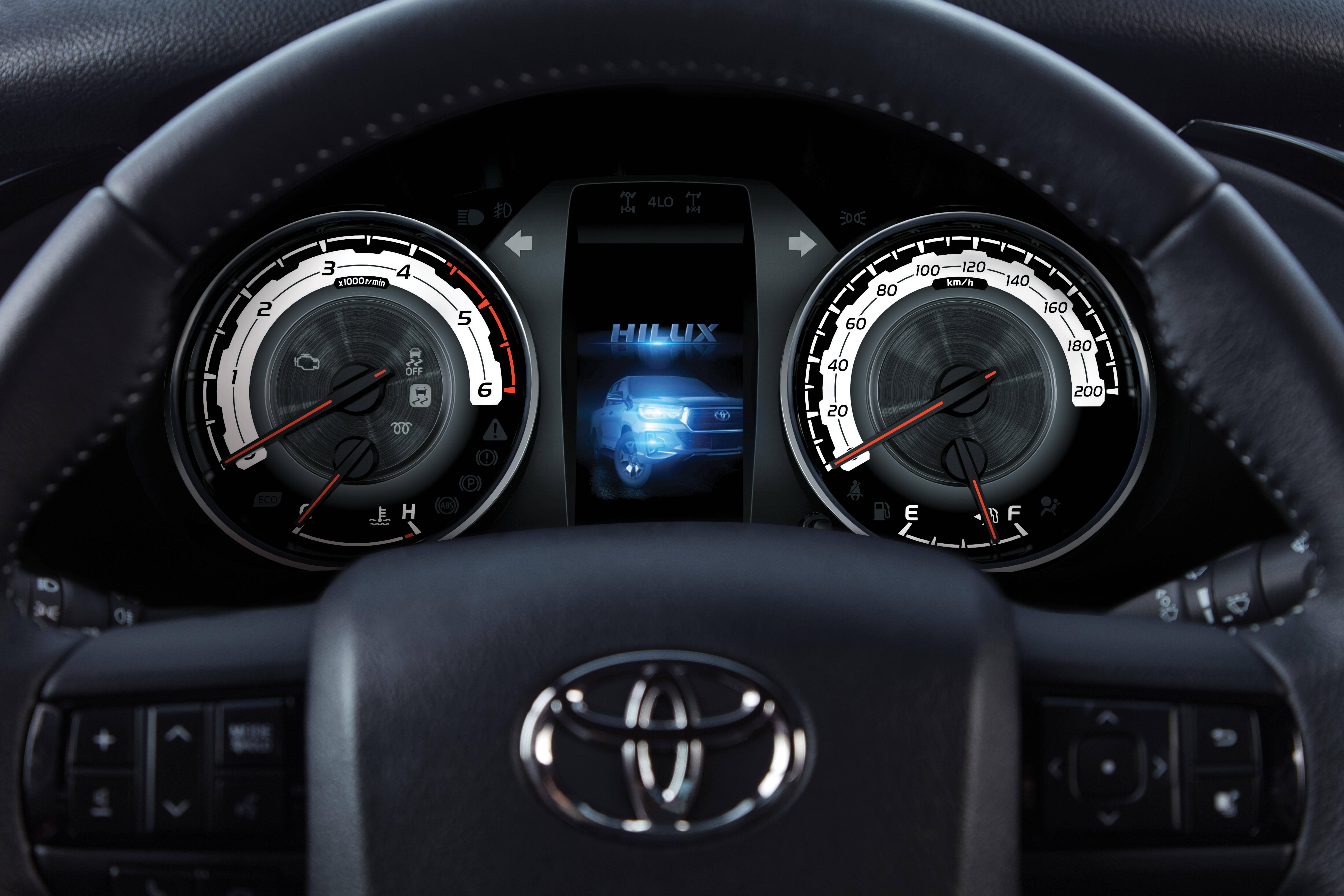 7. Toyota Hilux 2019