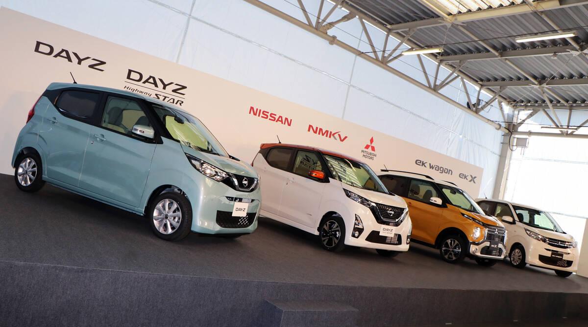 Nissan e Mitsubishi lançarão novos veículos no segmento kei c