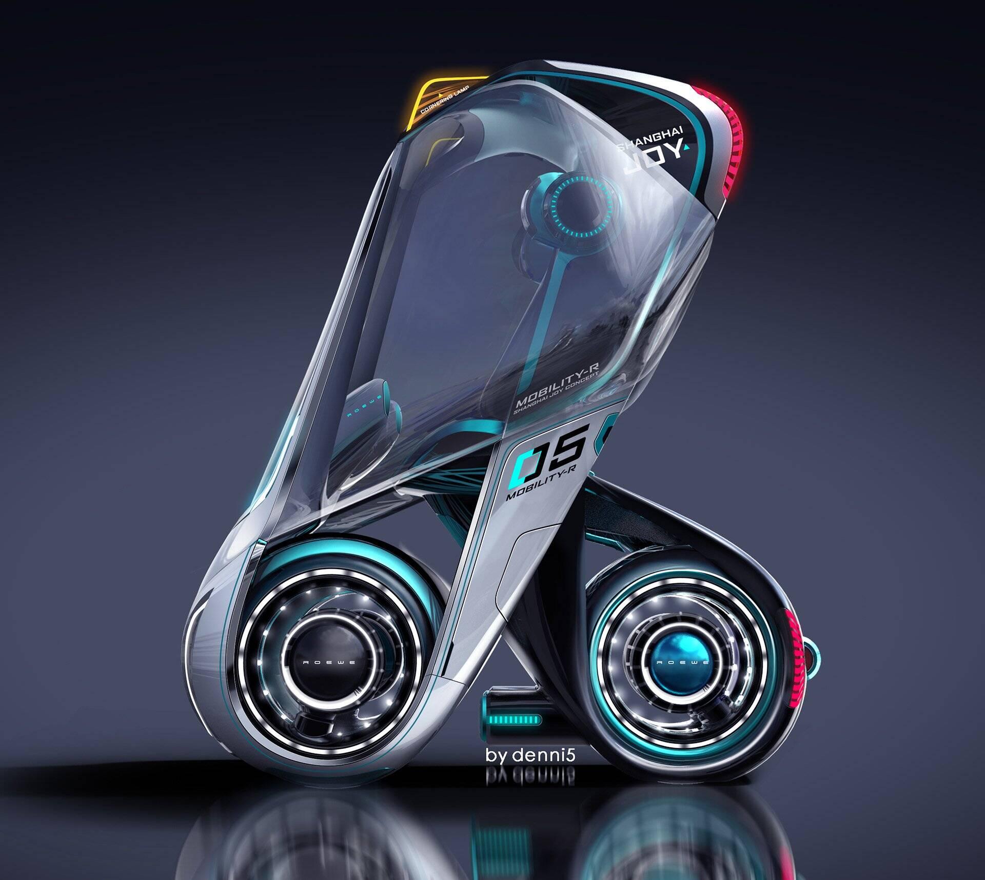 Honda D8