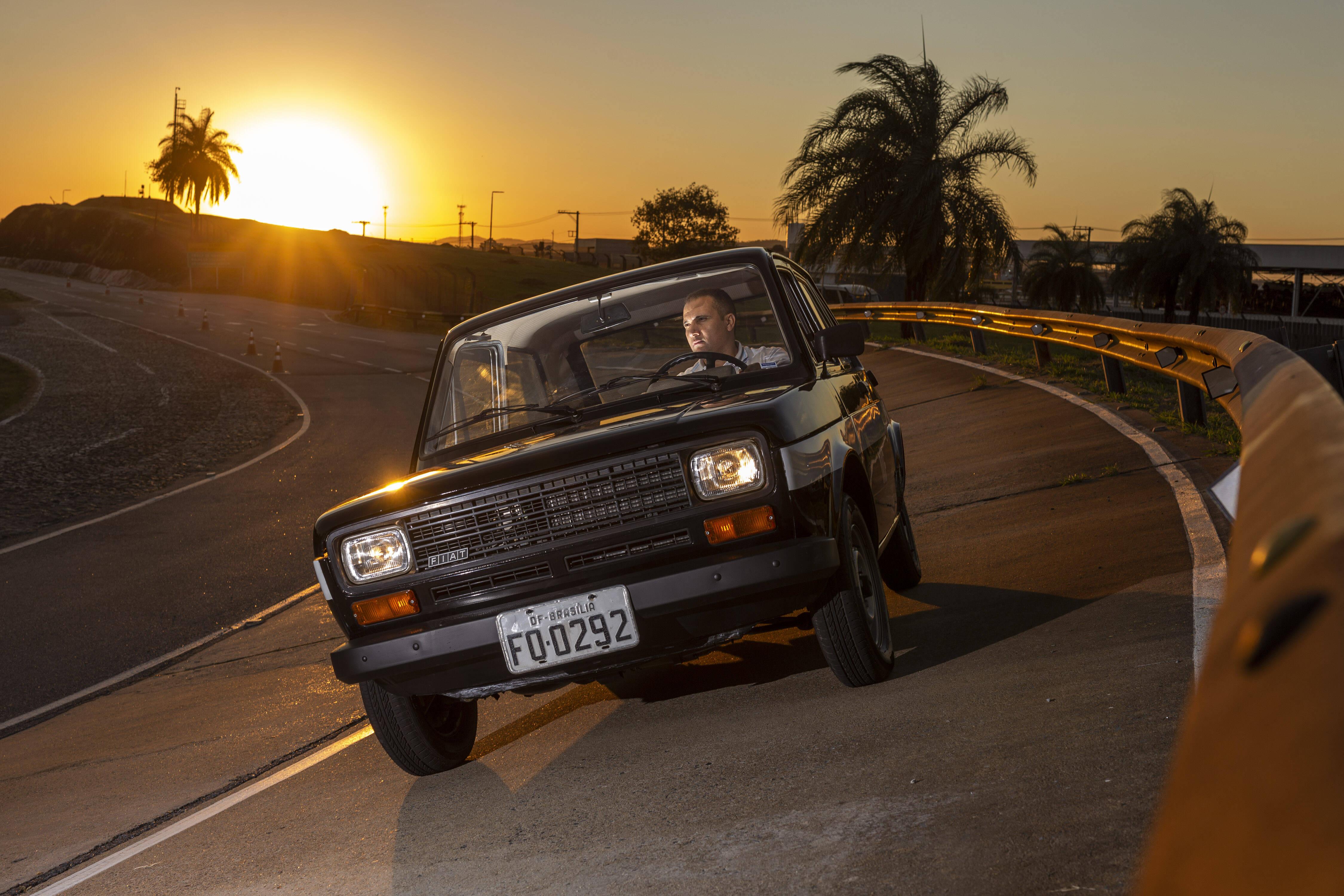 FCA - Fiat Chrysler Automobiles  . Foto Leo Lara/Studio Cerri