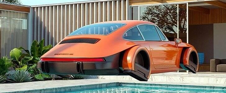 Porsche UUU