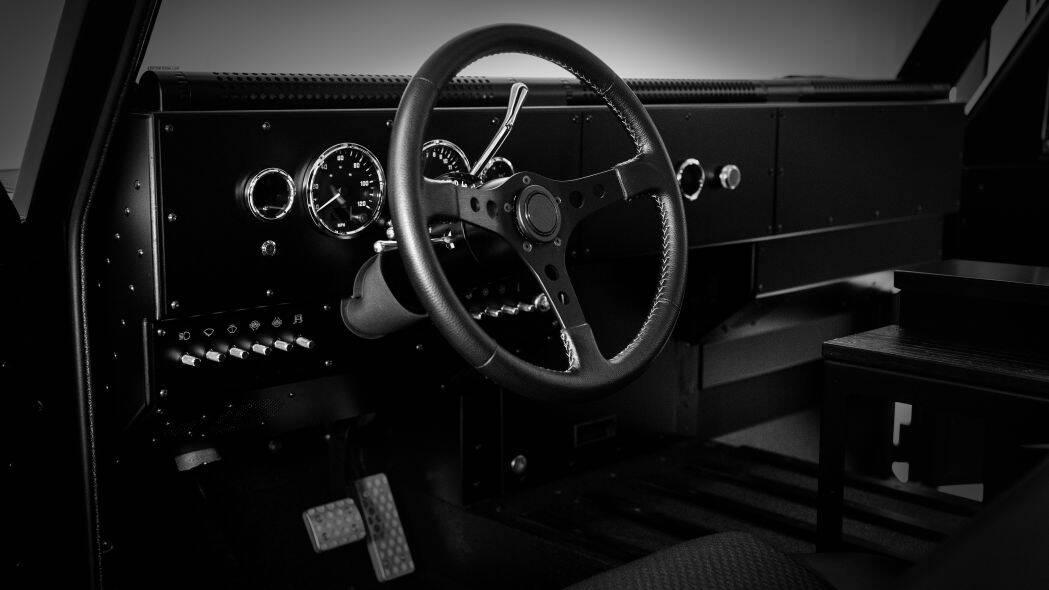 SUV elétrico P33