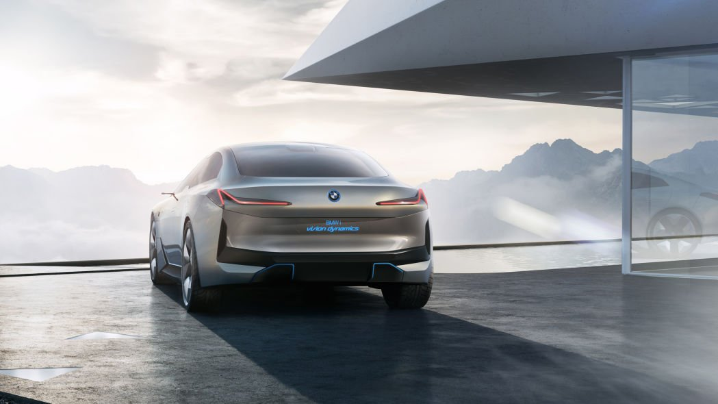 BMW i4 EV due in 2021